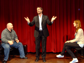 Comedy Workshop Groningen